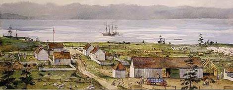 hudson bay trading company